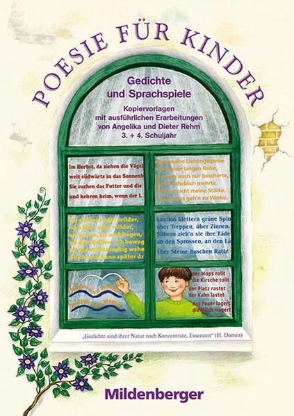Poesie für Kinder / Poesie für Kinder - Coverbild