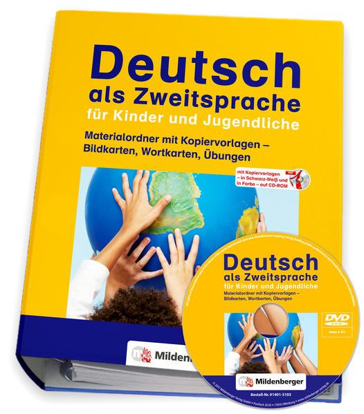 Deutsch als Zweitsprache für Kinder und Jugendliche - Coverbild