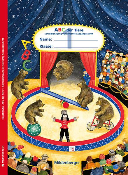 ABC der Tiere / ABC der Tiere - Coverbild