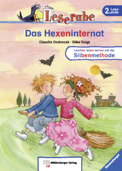 Leserabe – Das Hexeninternat - Coverbild