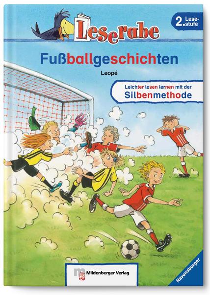 Leserabe – Fußballgeschichten - Coverbild
