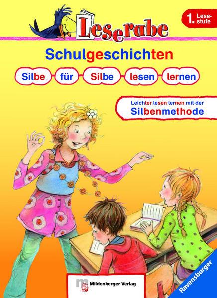 Leserabe – Schulgeschichten - Coverbild