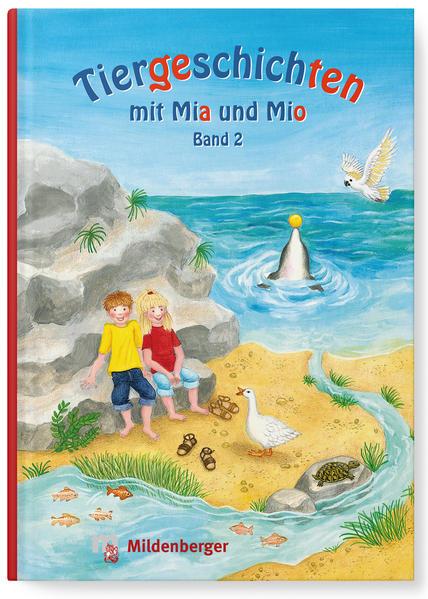 Tiergeschichten mit Mia und Mio – Band 2  - Coverbild