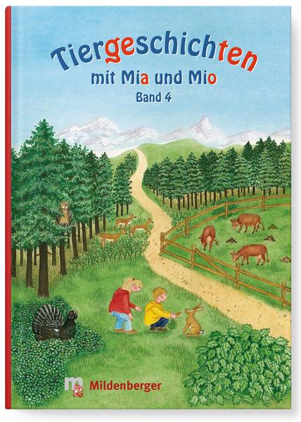 Kostenlose For Oracle 11g Herunterladen Tiergeschichten mit Mia und Mio - Band 4