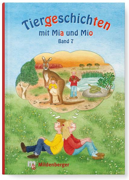 Tiergeschichten mit Mia und Mio - Band 7 - Coverbild