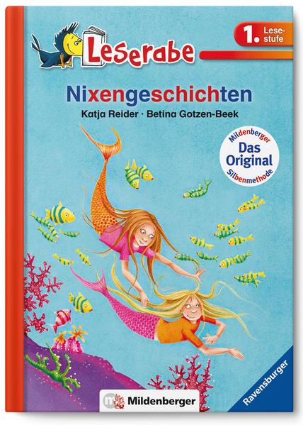Leserabe – Nixengeschichten - Coverbild