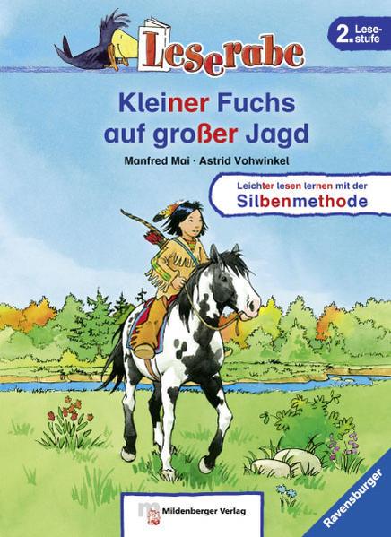 Leserabe – Kleiner Fuchs auf großer Jagd - Coverbild