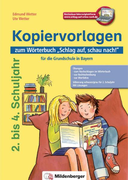 Schlag auf, schau nach! – Kopiervorlagen, Ausgabe Bayern - Coverbild