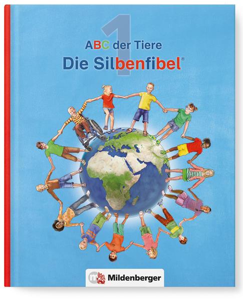 ABC der Tiere 1 – Silbenfibel® · Neubearbeitung - Coverbild
