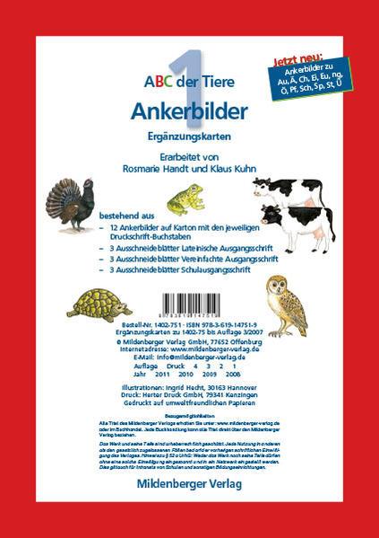 ABC der Tiere - Coverbild