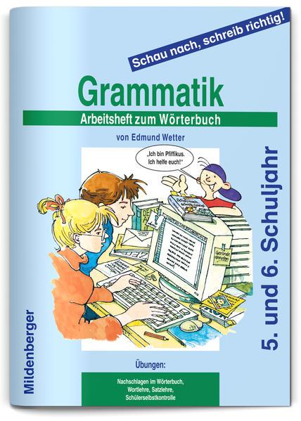 Schau nach, schreib richtig! / Schau nach, schreib richtig! - Coverbild