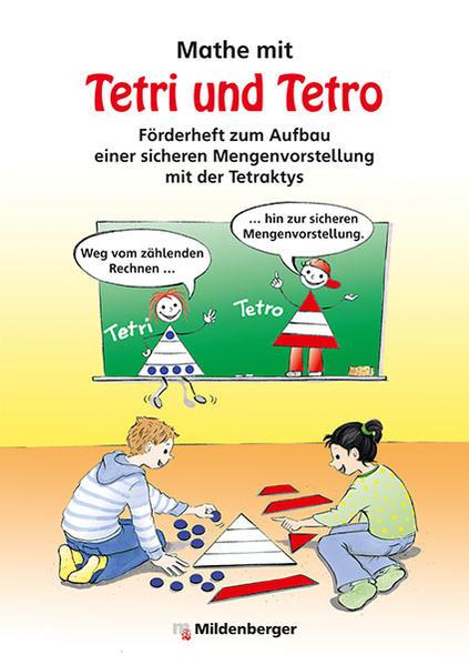 Mathe mit Tetri und Tetro - Coverbild