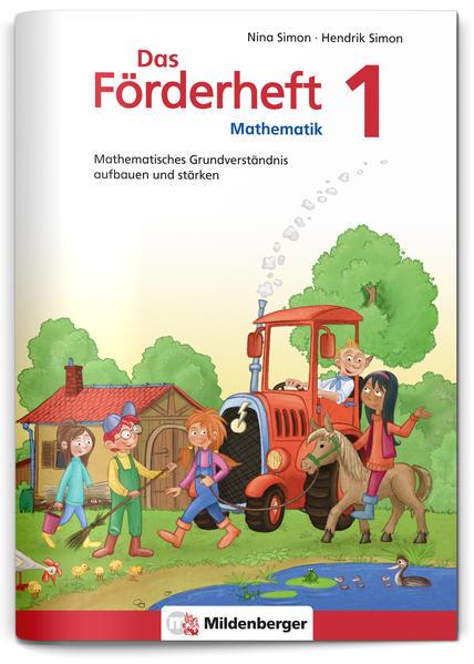 Das Förderheft Mathematik 1 - Coverbild