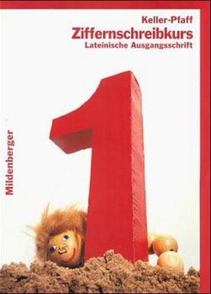 Das Mathebuch - Ausgabe für Baden-Württemberg /Berlin  /Brandenburg... / Das Mathebuch 1, Ziffernschreibkurs (VPE 5 Hefte) - Coverbild