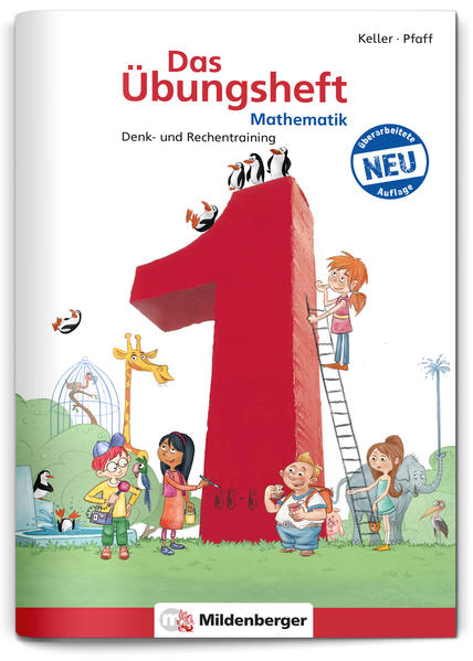 Das Übungsheft Mathematik 1 - Coverbild