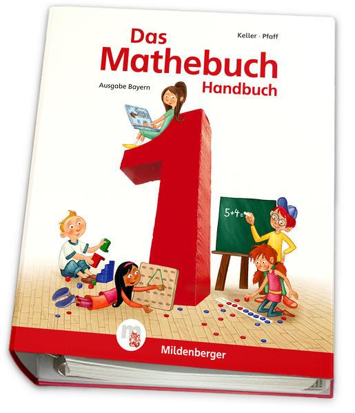 Das Mathebuch 1 – Handbuch Teil A · Ausgabe Bayern - Coverbild