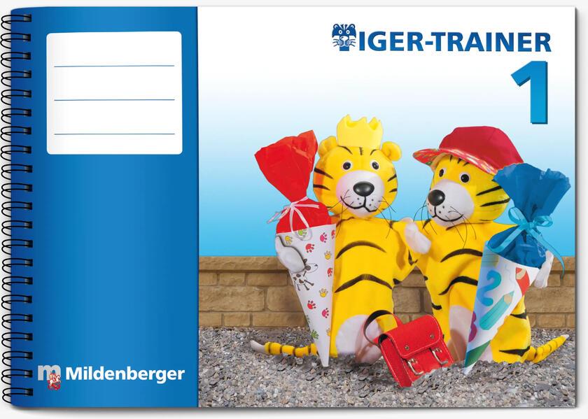 Tiger-Trainer 1 - Coverbild