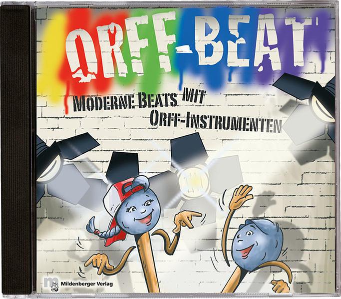 Orff Beat - CD - Coverbild