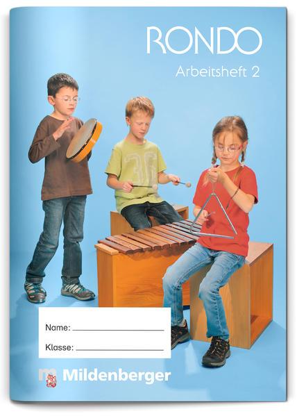 RONDO 1/2 – Arbeitsheft 2 · Ausgabe Bayern - Coverbild