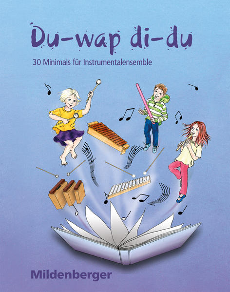 Du-wap di-du – Kopiervorlagen - Coverbild