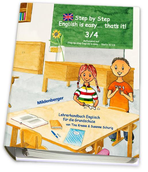 Step by Step – English is easy … that's it! Laden Sie Das Kostenlose PDF Herunter