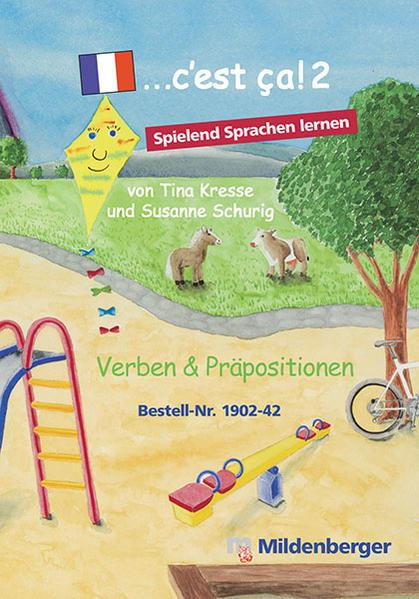 ... c'est ca! 2 - Verben und Präpositionen - Coverbild