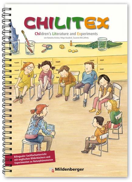 CHILITEX - Children's Literature and Experiments - Coverbild