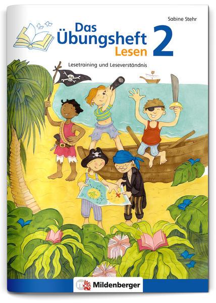 Das Übungsheft Lesen 2 - Coverbild