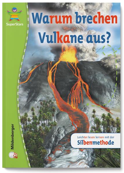 SuperStars: Warum brechen Vulkane aus? - Coverbild