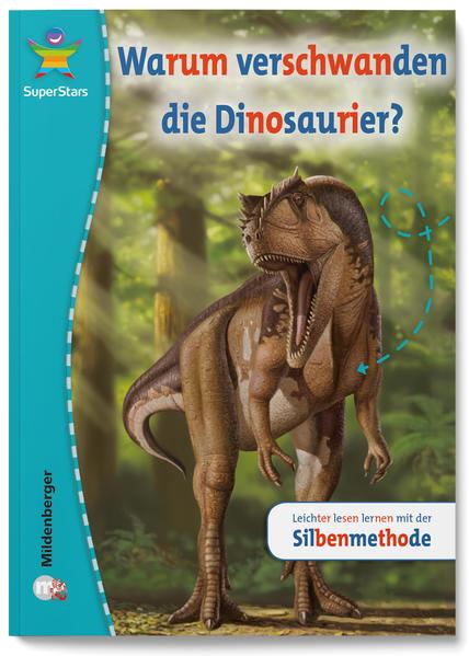 SuperStars: Warum verschwanden die Dinosaurier? - Coverbild
