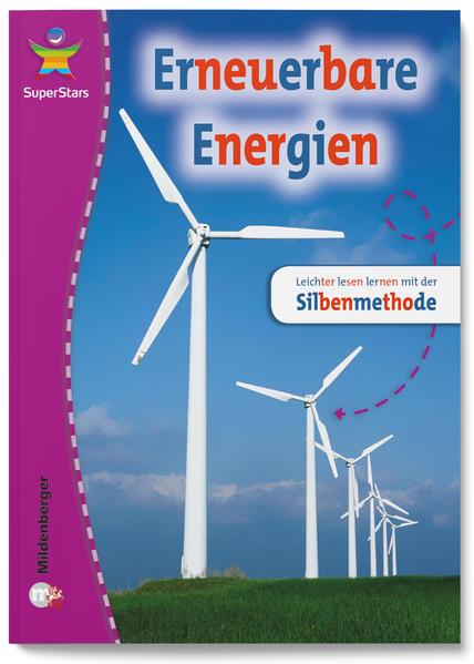 SuperStars: Erneuerbare Energien - Coverbild