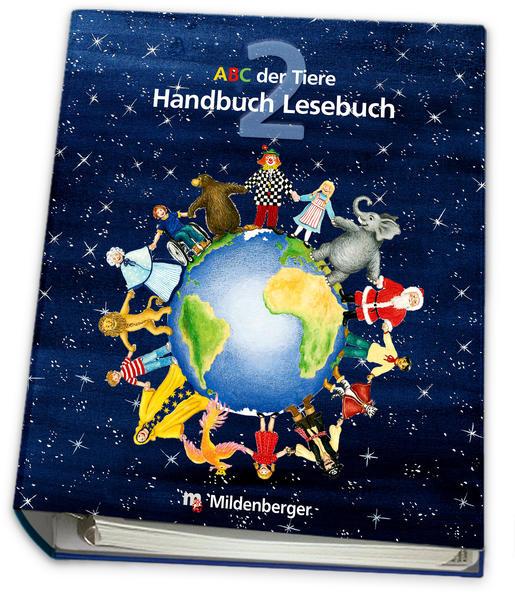 ABC der Tiere / ABC der Tiere 2 – Handbuch Lesebuch - Coverbild