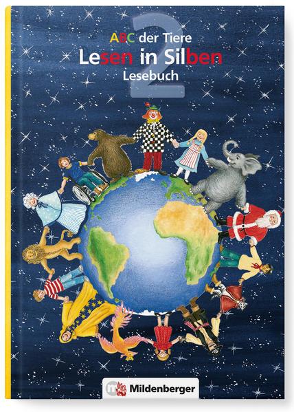 ABC der Tiere / ABC der Tiere 2 – Lesebuch, 2. Klasse· Erstausgabe - Coverbild