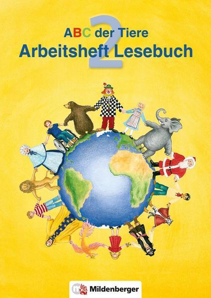 ABC der Tiere / ABC der Tiere 2 – Arbeitsheft zum Lesebuch, 2. Klasse - Coverbild