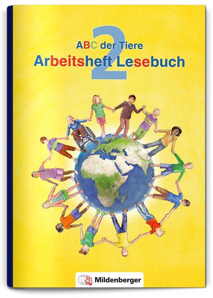ABC der Tiere 2 – Arbeitsheft Lesebuch · Neubearbeitung - Coverbild