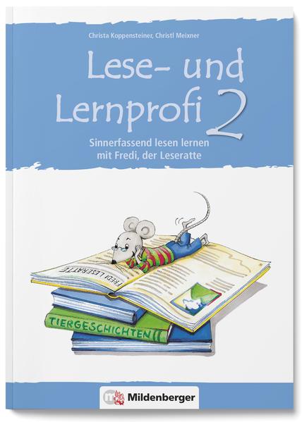 Lese- und Lernprofi 2 - Schülerarbeitsheft - Coverbild