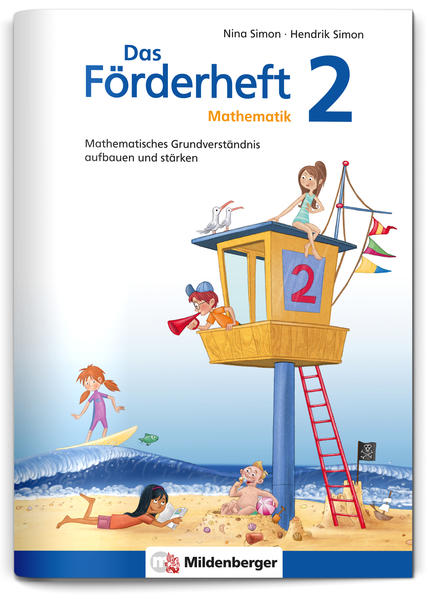 Das Förderheft Mathematik 2 - Coverbild