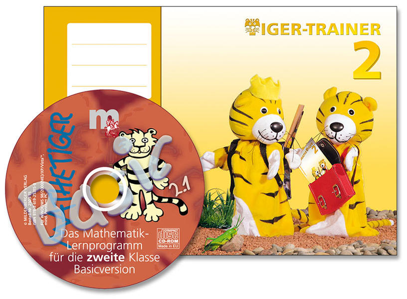 Tiger-Trainer 2 - Coverbild