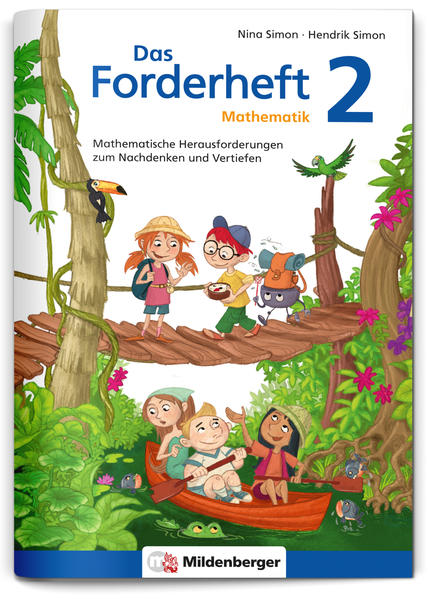 Das Forderheft Mathematik 2 - Coverbild