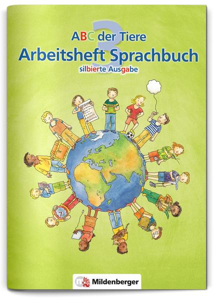 ABC der Tiere 3 – Arbeitsheft Sprachbuch - Coverbild