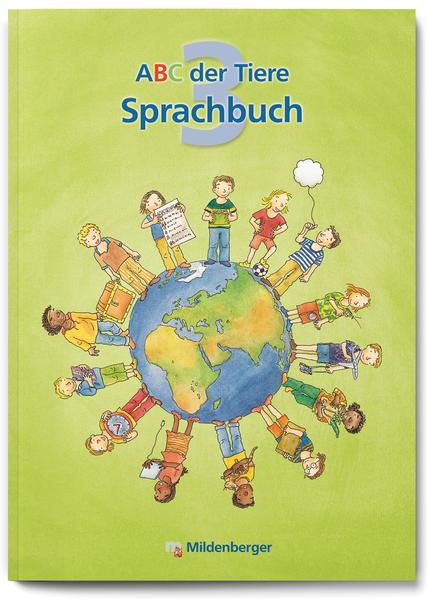 ABC der Tiere 3 – Sprachbuch inkl. Wortkarten - Coverbild