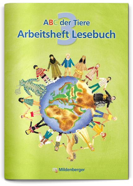 ABC der Tiere 3 – Arbeitsheft Lesebuch - Coverbild