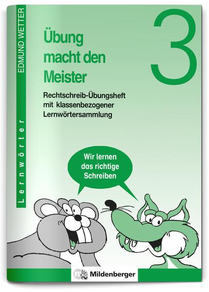 Übung macht den Meister / Übung macht den Meister 3 - Coverbild