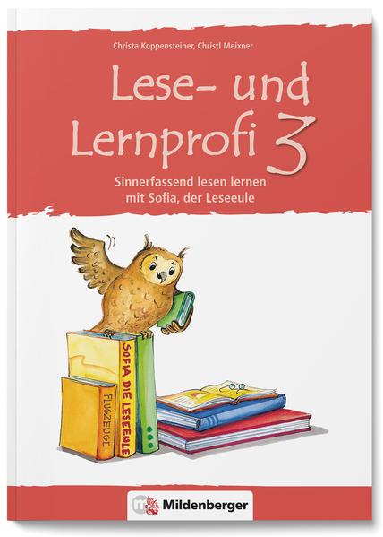 Lese- und Lernprofi 3 – Schülerarbeitsheft - Coverbild