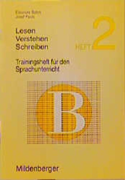 Sprachkiste / Sprachkiste - Coverbild