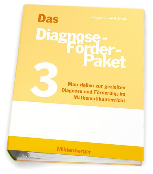 Das Diagnose-Förder-Paket 3 - Coverbild