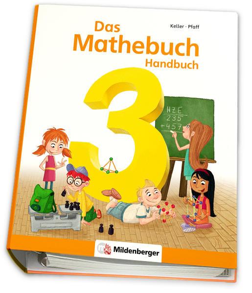 Das Mathebuch 3 – Handbuch Teil A – Neubearbeitung - Coverbild