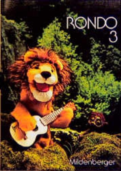 Rondo. Musiklehrgang für die Grundschule - Neubearbeitung / Schülerbuch 3. Schuljahr - Coverbild
