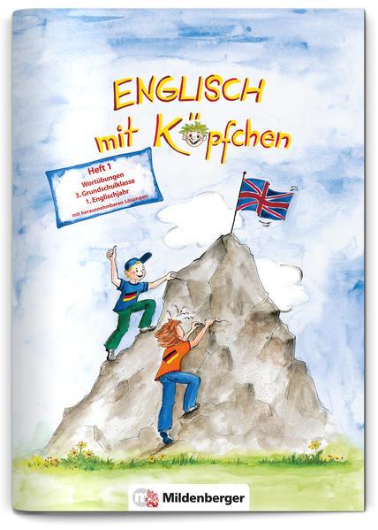 Englisch mit Köpfchen / Englisch mit Köpfchen, Heft 1 - Coverbild