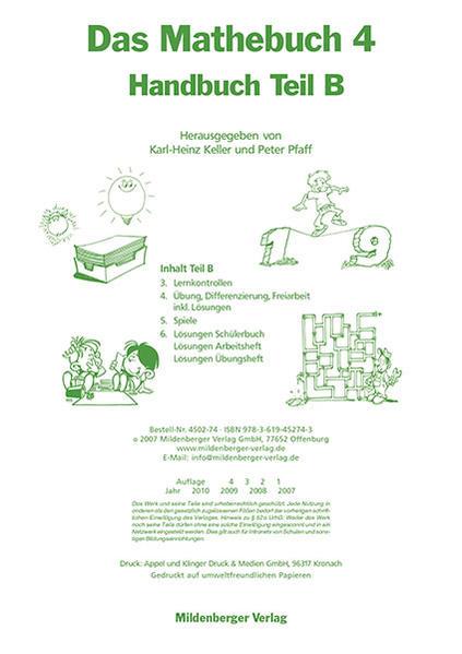 Das Mathebuch - Ausgabe für Bayern / Das Mathebuch - Ausgabe für Bayern - Coverbild